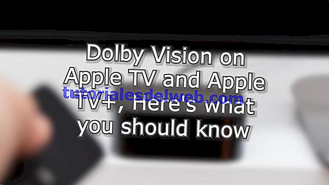 Dolby Vision en Apple TV y Apple TV +, esto es lo que debe saber