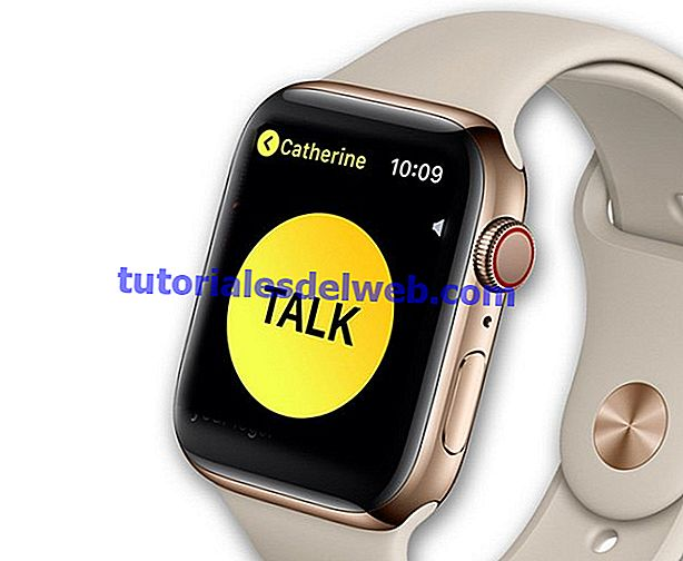 Apple Watch Walkie-Talkie no funciona, solución de problemas