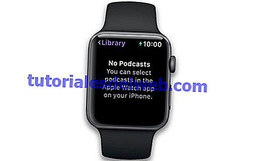 L'application Apple Watch Podcast ne se synchronise pas avec l'iPhone?  Correctifs