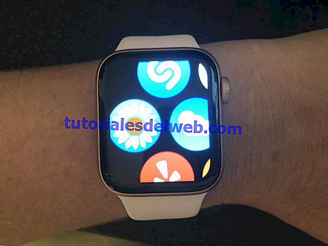 Aumente el tamaño de la pantalla de su Apple Watch con Zoom
