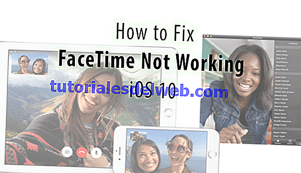 FaceTime werkt niet in iOS 10, How-To Fix