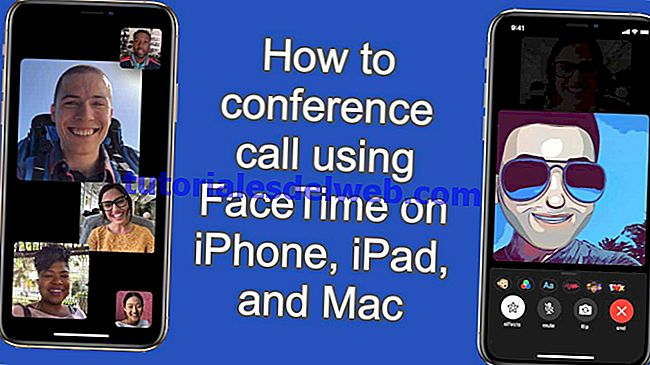Cómo realizar llamadas en conferencia con Group FaceTime en iPhone, iPad y Mac