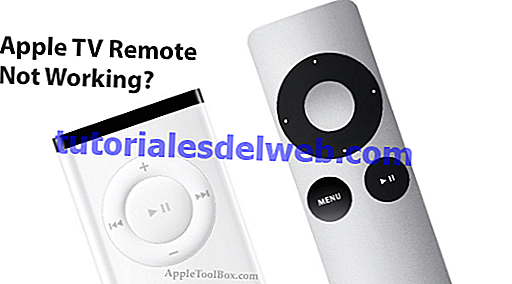 Cómo arreglar Apple TV Remote no funciona