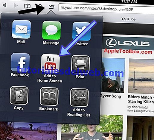 iOS 6: ¿YouTube se fue?  Cómo usar YouTube en dispositivos iOS 6