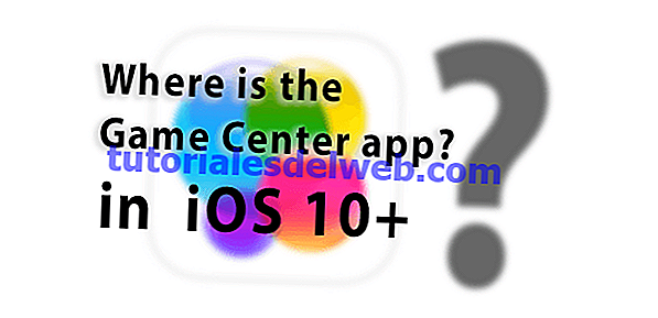 Où se trouve l'application Game Center?  Maintenant, en utilisant iMessage, iCloud