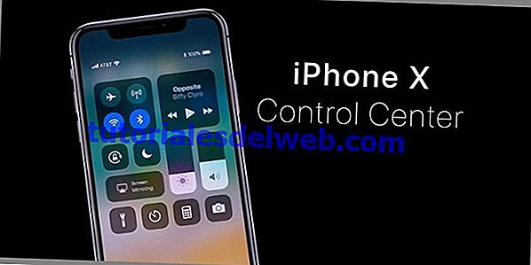 Impossible d'ouvrir Control Center sur iPhone XS / XR / X?  Ou Siri?